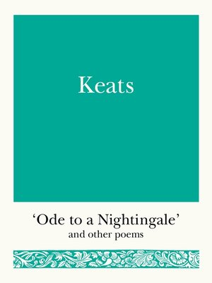 cover image of Keats