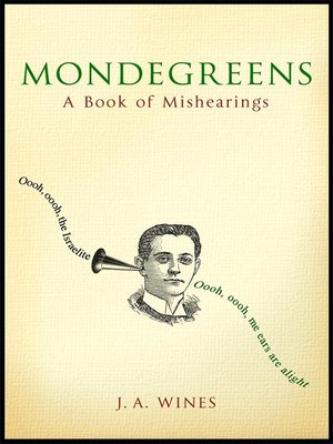 cover image of Mondegreens