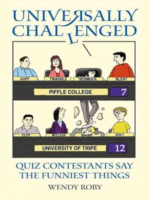 cover image of Universally Challenged