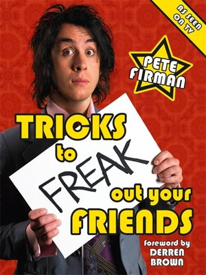 cover image of Tricks To Freak Out Your Friends