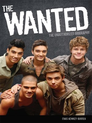 cover image of The Wanted