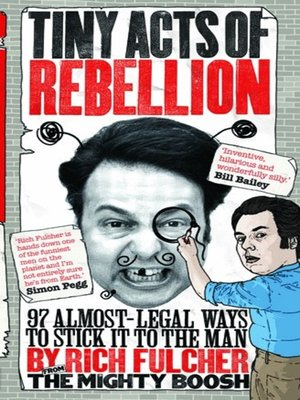 cover image of Tiny Acts of Rebellion