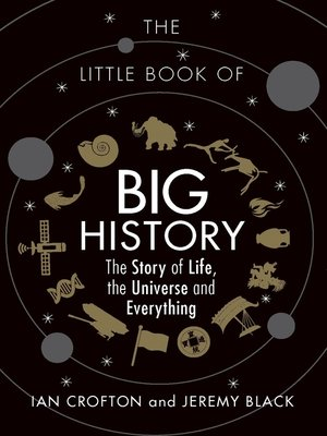cover image of The Little Book of Big History