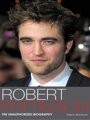 cover image of Robert Pattinson