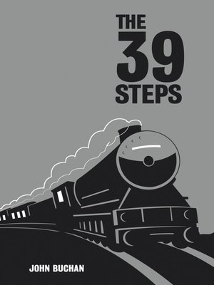cover image of The 39 Steps