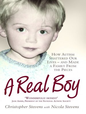 cover image of A Real Boy