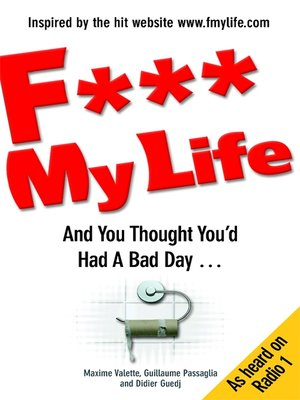 cover image of F My Life