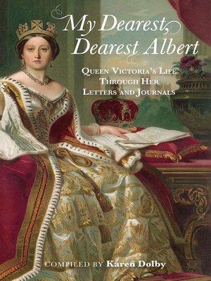 cover image of My Dearest, Dearest Albert