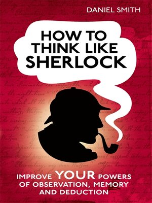cover image of How to Think Like Sherlock