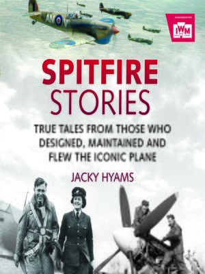 cover image of Spitfire Stories