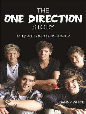 cover image of The One Direction Story