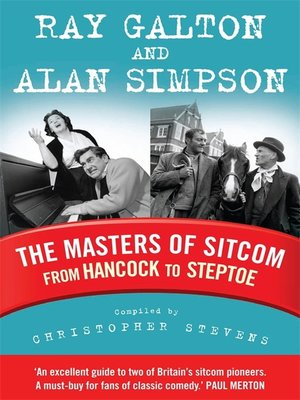 cover image of The Masters of Sitcom