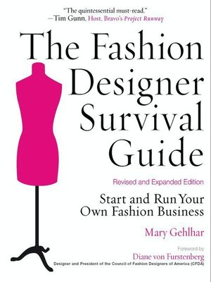 cover image of The Fashion Designer Survival Guide
