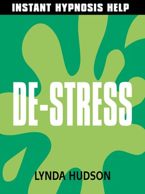 cover image of Instant De-Stress