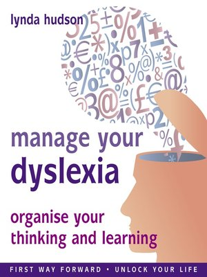 cover image of Manage your Dyslexia
