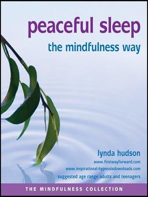 cover image of Peaceful Sleep the Mindfulness Way