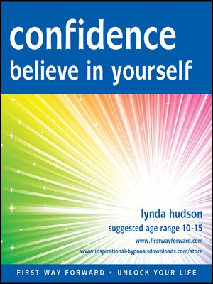 cover image of Confidence Believe in Yourself