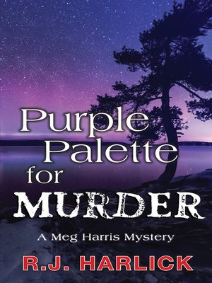 cover image of Purple Palette for Murder