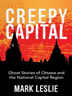 cover image of Creepy Capital