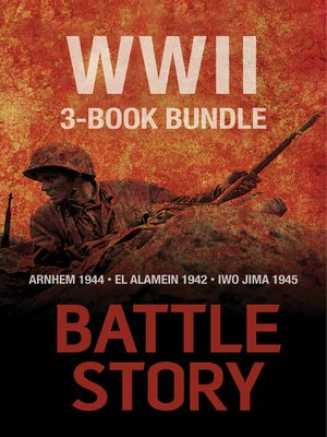 cover image of Battle Stories — the WWII 3-Book Bundle