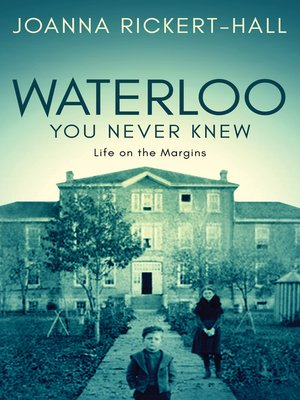 cover image of Waterloo You Never Knew