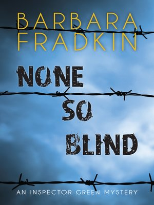 cover image of None So Blind