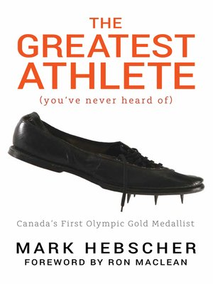 cover image of The Greatest Athlete (You've Never Heard Of)