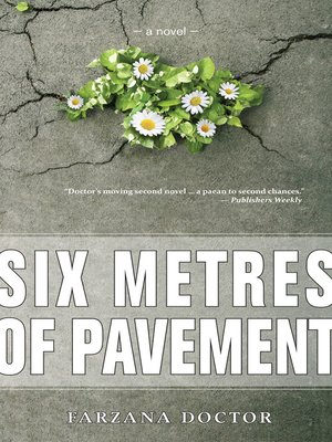 cover image of Six Metres of Pavement