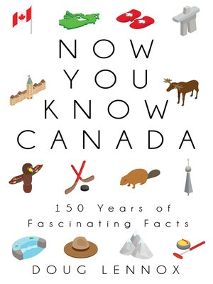 cover image of Now You Know Canada