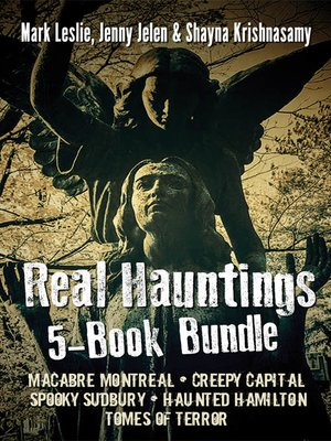 cover image of Real Hauntings 5-Book Bundle