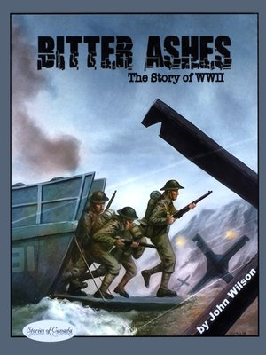cover image of Bitter Ashes