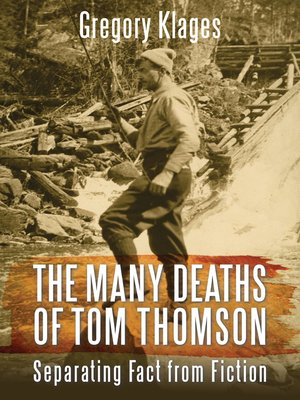 cover image of The Many Deaths of Tom Thomson