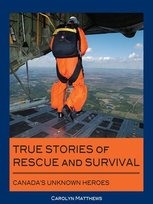 cover image of True Stories of Rescue and Survival