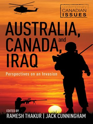 cover image of Australia, Canada, and Iraq