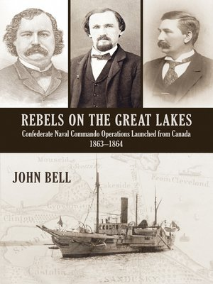 cover image of Rebels on the Great Lakes