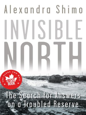 cover image of Invisible North