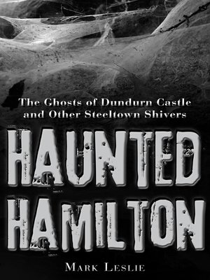 cover image of Haunted Hamilton