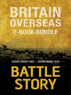 cover image of Battle Stories — Britain Overseas 2-Book Bundle