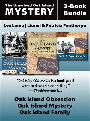 Lee Lamb Oak Island