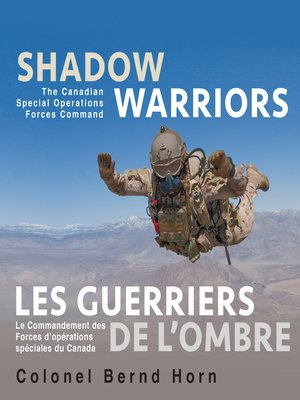 cover image of Shadow Warriors / Les Guerriers de l'Ombre