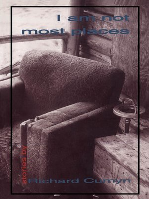 cover image of I Am Not Most Places