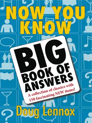 cover image of Now You Know Big Book of Answers