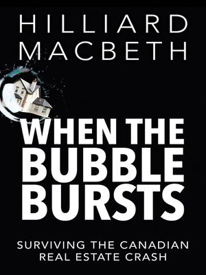 cover image of When the Bubble Bursts