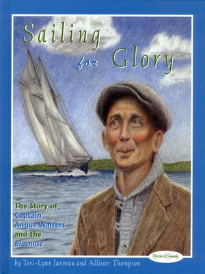 cover image of Sailing for Glory