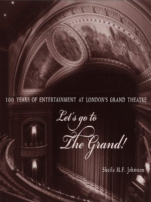 cover image of Let's Go to the Grand!