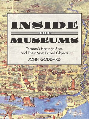 cover image of Inside the Museums
