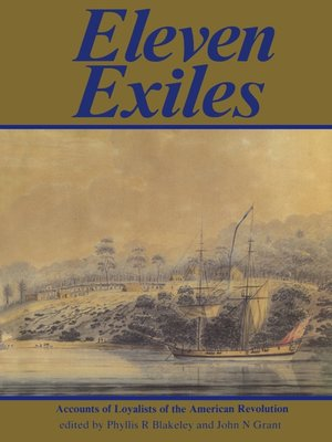 cover image of Eleven Exiles