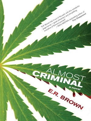 cover image of Almost Criminal