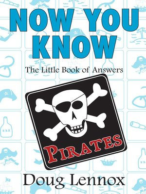 cover image of Now You Know Pirates
