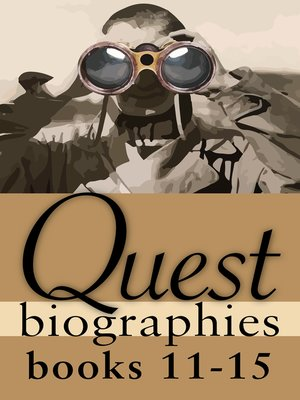 cover image of Quest Biographies Bundle, Books 11–15